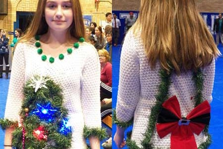 Make the World Better With a Sweater