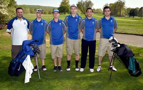 The North Arlington High School Golf Team