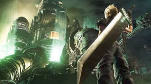 Final Fantasy VII's Remake Blasts onto the PS4
