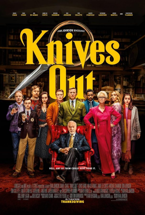 Movie Review - Knives Out