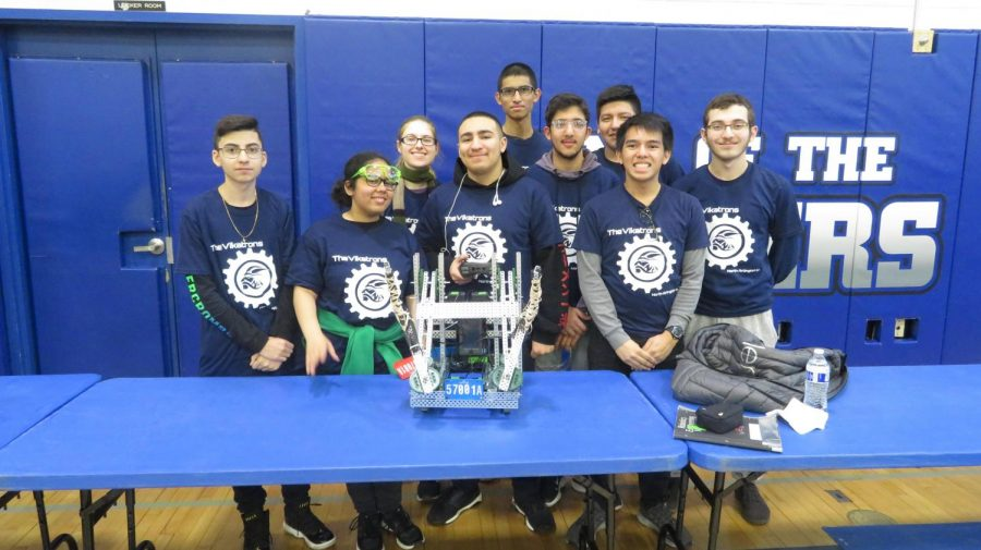 NAHS+Robotics+Club