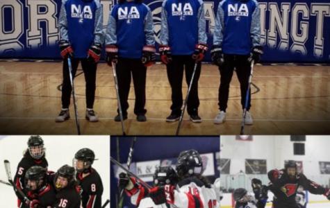 NAHS Hockey Legends