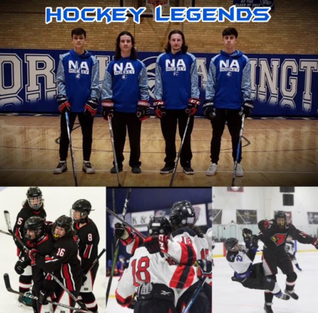 NAHS Hockey Legends