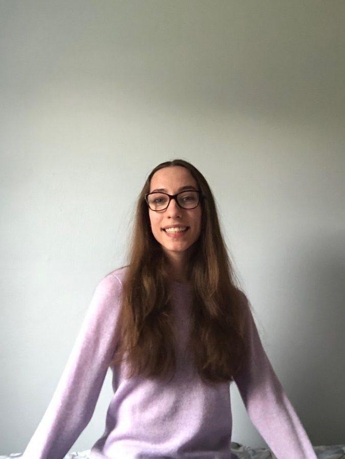 Senior Spotlight: Katherine Arentsen