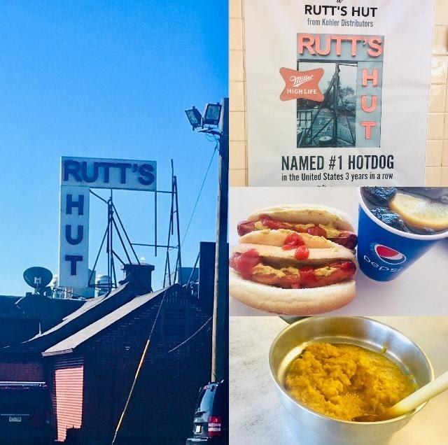 Rutt's Hut: NJ History