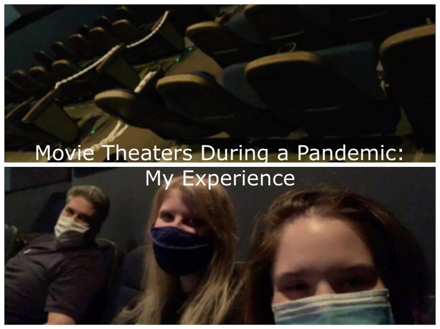 Hocus Pocus – Inside a Movie Theater During a Pandemic