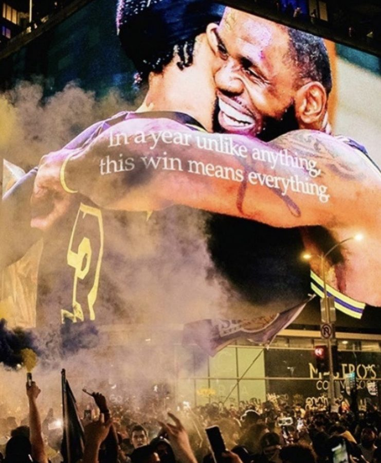 Image Credits - LeBron James on Instagram