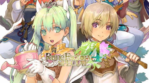 Nintendo Switch – Rune Factory 4
