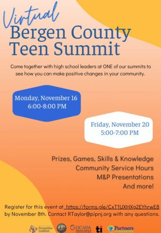 Bergen County Teen Summit