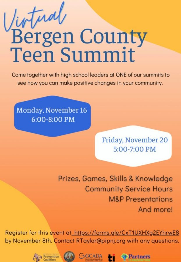 Bergen County Teen Summit
