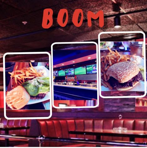 Review - Boom Restaurant
