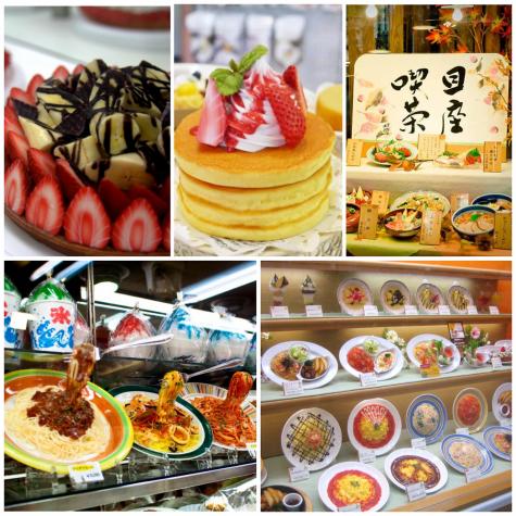 Sampuru: Japan's Fake Food Models