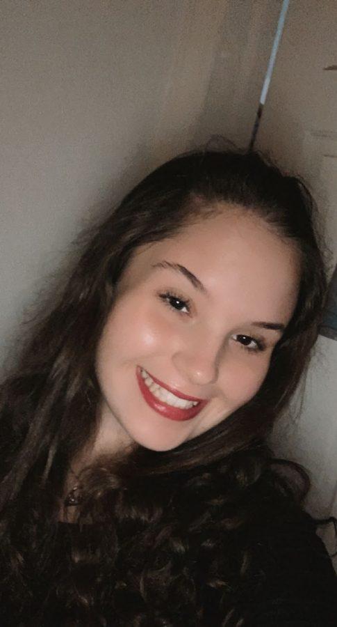 Senior Spotlight - Cassandra Servitis